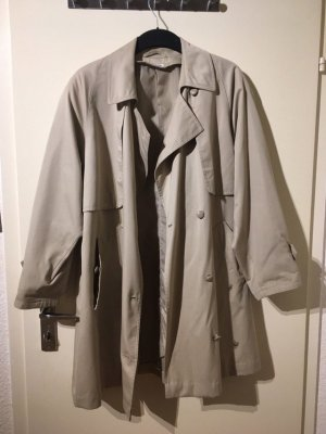 vintage beiger Trenchcoat
