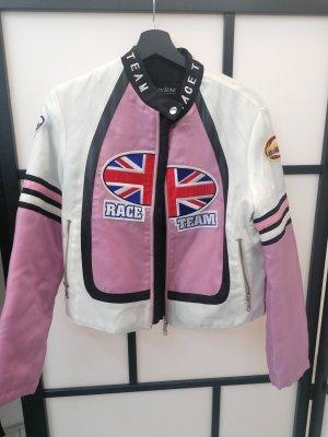 Vintage Bikerjacke