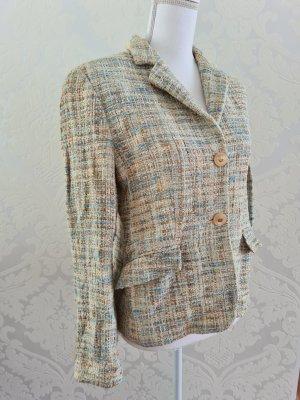 Vintage Blazer Cardigan dünne Jacke  Gr. 38