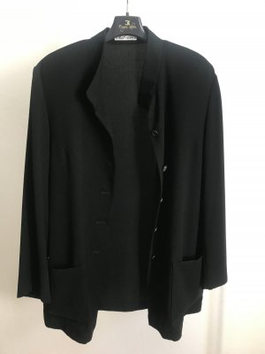Vintage Lang jack zwart