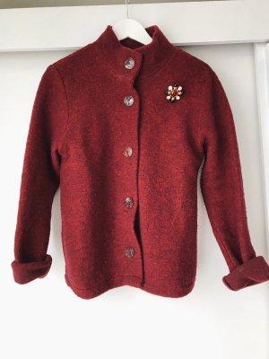 Marlies Mithöfer Knitted Blazer multicolored wool