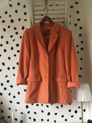 Vintage Blazer Orange
