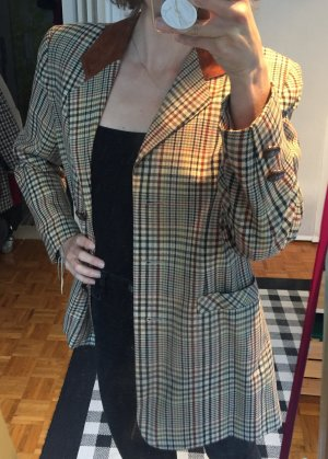 Vintage Blazer - Wolle - Reiterlook