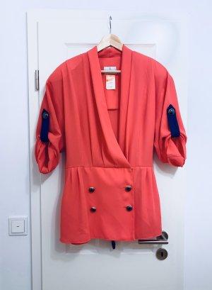 Via Di Ronnetta Oversized blouse veelkleurig Polyester