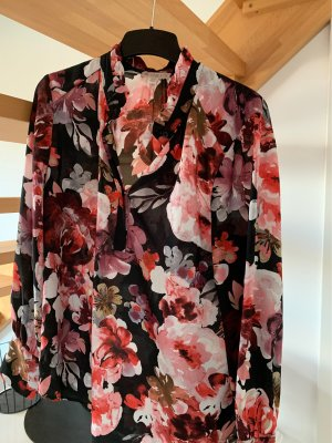 ELIANE ROSE Blusa con collo alla coreana multicolore