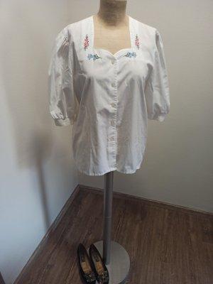 Vintage Blusa tradizionale multicolore