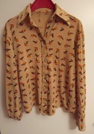 vintage Bluse, Einheitsgröße