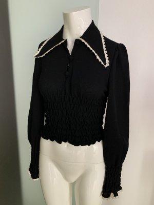 Vintage Bluse Gr 38 40 M von Geraldine