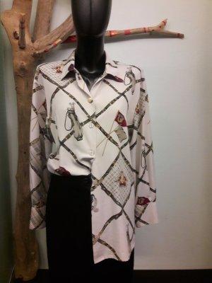 Vintage Bluse Gr 40