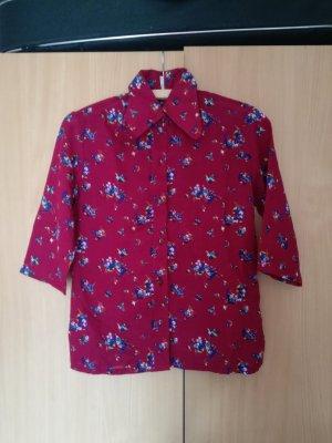 Vintage Bluse Hemd Parisian