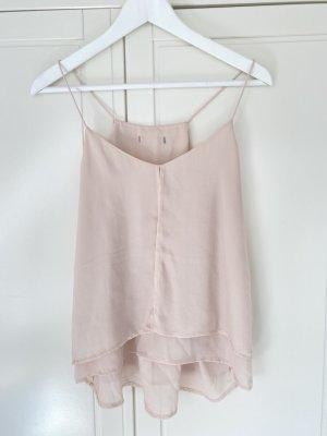 Vintage Bluse in rosa