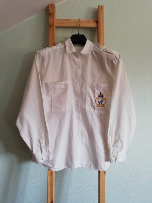 Vintage Bluse mit Applikation