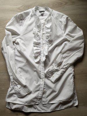 Vintage Bluse mit Rüschen H&M