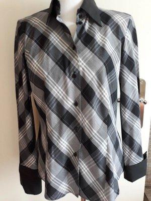 Vintage Bluse - nahezu fast knitterfrei und Bügelfrei