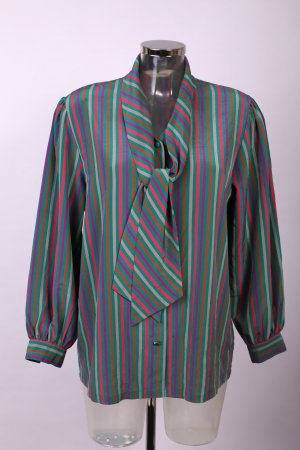 Vintage Bluse - NEU - in schönen Farben - Gr. S/M