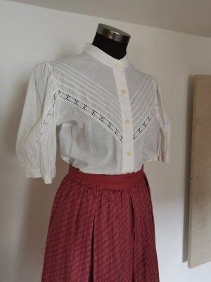 Vintage Bluse / Trachtenbluse