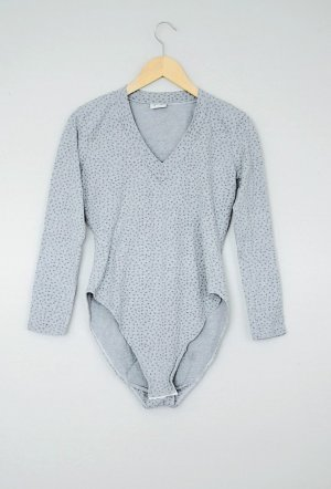 Joy Shirtbody lichtgrijs-grijs