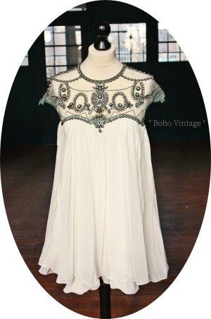 Vintage Boho Kleid Elfenzauber