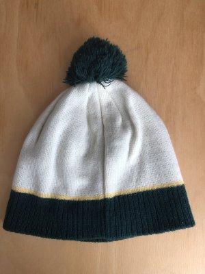 True Vintage Wełniana czapka Wielokolorowy