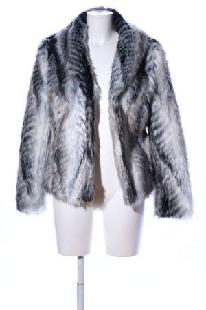 Vintage Boutique Collection jacke schwarz-weiß Farbverlauf Casual-Look