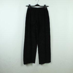 True Vintage Corduroy Trousers black cotton