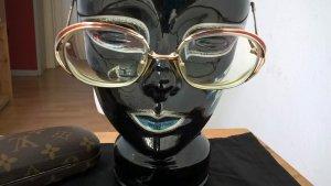 Dior Gafas color oro-rojo