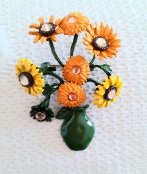 Van Gogh Broche multicolor