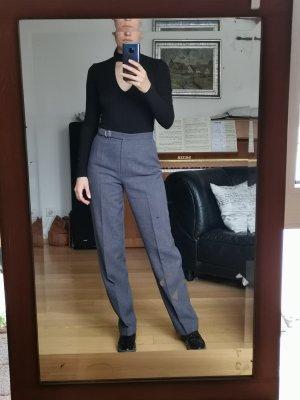 True Vintage Pleated Trousers grey-dark grey