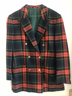 Burberry Jersey blazer veelkleurig