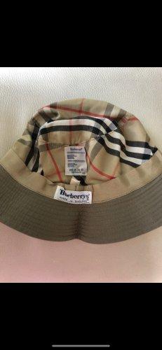 Burberry Cappello da pescatore multicolore