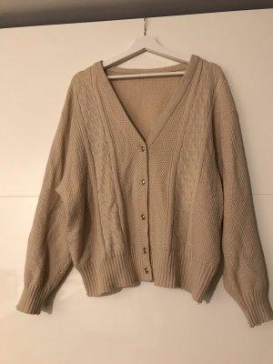 Vintage Cardigan Wolle