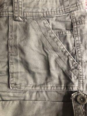 Lady Vintage Pantalon cargo kaki