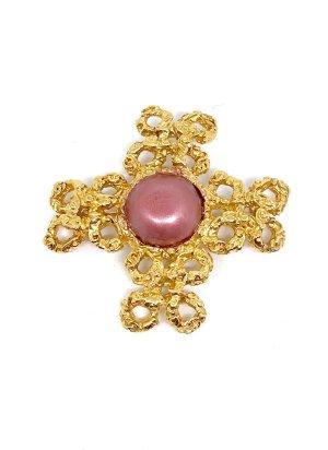 Chanel Spilla oro-color oro rosa