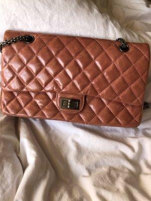Chanel Handtas roze Leer