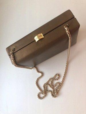 Chanel Bandolera color bronce-color oro