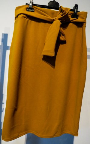 Vintage Chic for TopVintage - 50s Shana Pencil Skirt in Mustard