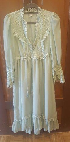 Vintage Chiffon Kleid