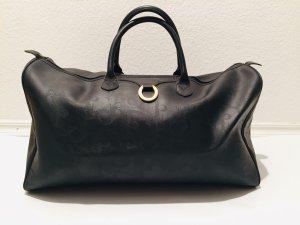 Christian Dior Weekendtas zwart-goud