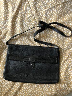 Vintage Clutch Leder