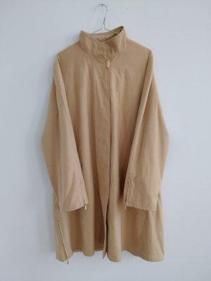 True Vintage Trenchcoat doré-brun sable