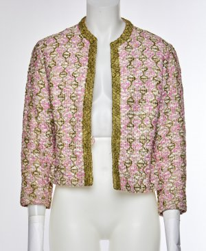 VINTAGE COCO CHANEL INSPIRED JACKET