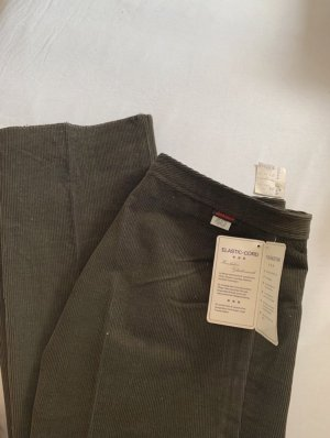 JeansClub Corduroy broek grijs-bruin-donkerbruin