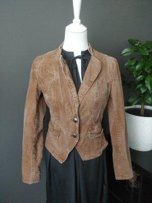 Vintage Cord Jacke
