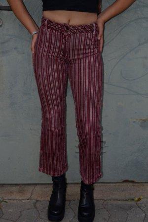 Vintage Corduroy broek veelkleurig