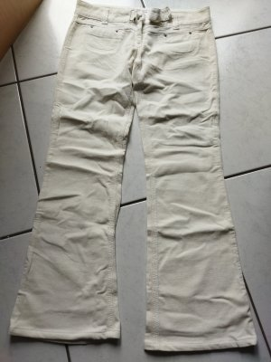 Big Blue Corduroy Trousers natural white-cream