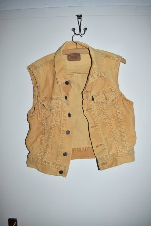 Big Star Denim Vest multicolored cotton