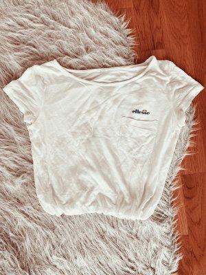 True Vintage T-shirt court blanc