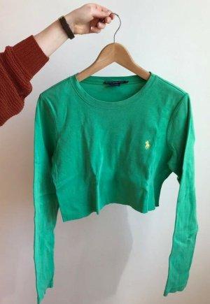 Ralph Lauren Sport Koszula o skróconym kroju zielony