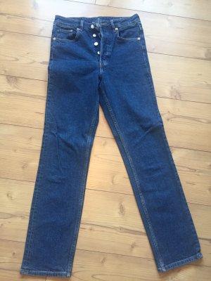 Vintage Cropped Jeans von H&M Größe 28