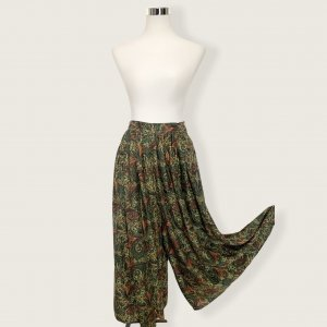 Vintage Culotte multicolore